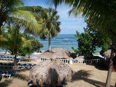 Luperon beach, Dominican Republic.