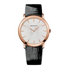#AudemarsPiguet Jules Audemars Extra-Thin  Rose Gold #Watch