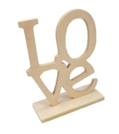 Craft Essentials Wood Love Table Decor, , hi-res Online Craft Store, Craft Stores, Chimney Decor, Home Decor Online, Valentines Day Decorations, Joann Fabrics, Seasonal Decor, Fabric Crafts, Wedding Inspiration