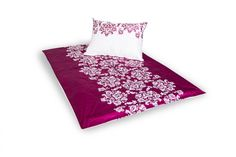 Holey Quilt® Zipper Bavlna Deluxe  Deneb red 140x200, 70x90cm