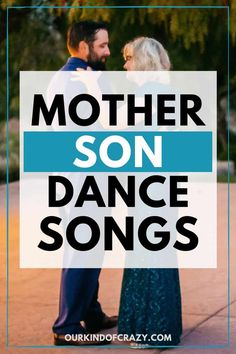 These mother son dance songs are great ideas for an upbeat, unique, classic or modern touch during the dance. If you want non sappy or emotional, we got it! Mother Son Songs Country, Mother Groom Dance Songs, Mother Son Wedding Songs, Wedding Recessional Songs, Wedding Music, Wedding Dancing, Songs For Sons, Graduation Songs, Wedding Ceremony Readings