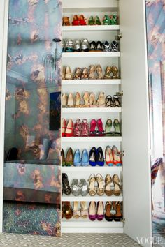 Brett Heyman's Upper East Side Apartment via Vogue | The English Room