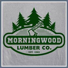 Morningwood Lumber T Shirt by Shirtmandude, $12.00