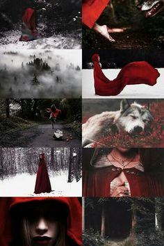 Little Red Riding Hood Wolf - Bing images Witch Aesthetic, Aesthetic Collage, Red Aesthetic, Character Aesthetic, Aesthetic Pictures, Dark Fantasy, Fantasy Art, Red Riding Hood Wolf, Little Red Ridding Hood