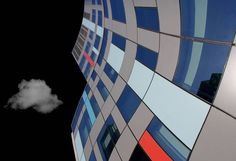 Toronto-based photographer Ivan Huang captures and accentuates the beautiful forms of buildings and structures in this stunning series of architectural photos. More photography inspiration via… Architecture Board, Grid Design, Life Is Like, Urban, Abstract Photography, Architectural Photography, Skyscraper, Typography, Fine Art
