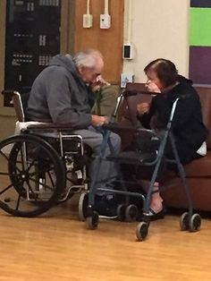 Couple of 62 Years Share Heartbreaking Farewell as They're Forced to Live in Separate Nursing Homes http://www.people.com/article/old-couple-tearful-goodbye-wolf-anita-gottschalk