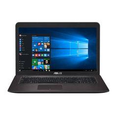 """Asus 17.3"""" i7 6500U 8GB DDR3L 1TB"""