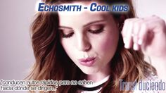 Traducción: #Echosmith - ‪#‎CoolKids‬ | ‪#‎TalkingDreams‬ http://transl-duciendo.blogspot.com.au/2014/10/echosmith-cool-kids-chicos-populares.html