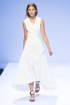 #MBKFW PART 1 Ready To Wear Spring Summer 2016 Kiev - NOWFASHION