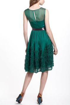 emerald dress (Marley's green dress)