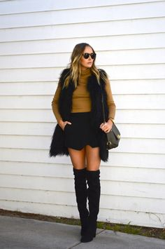 Over-The-Knee-Boots: Total Staple