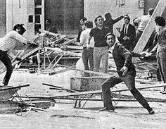IMAGENES DE SARTRE EN LOS MOVIMIENTOS ESTUDIANTILES DE PARIS DE MAYO DEL 68