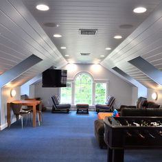 bonus room above garage design pictures remodel decor and ideas page 6 - Room Over Garage Design Ideas