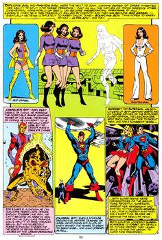 Origins of the Legion of Super-Heroes