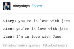 everyone loves Jace tbh