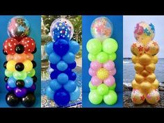 Life Size Minnie Mouse Balloon Decoration Tutorial - YouTube