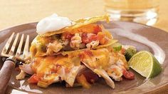 King Ranch Chicken Casserole recipe from Betty Crocker