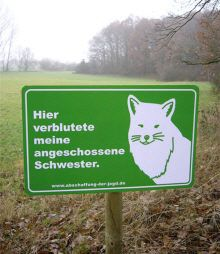 Ban hunting in Austria....it appears the world is waking up to animal violence.