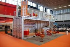 container booth - Google Search