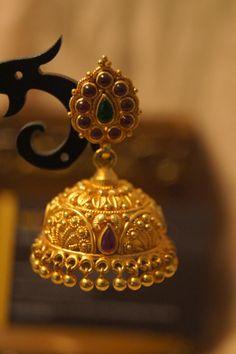 #ShopBollyWear #Jewelry -Basket Jhumka #Earring #Jewellery #Fashion #Jewels