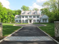 The property 32 Country Club Rd, New Canaan, CT 06840 is currently not for sale on Zillow. View details, sales history and Zestimate data for this property on Zillow. Colonial House Exteriors, Colonial Mansion, Colonial Exterior, Exterior Design, Colonial Architecture, Center Hall Colonial, Foreclosed Homes, New Canaan, New Home Designs