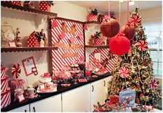 Next career: classroom decorator-if only teachers could afford that! Christmas Store, Christmas Books, Christmas Baby, All Things Christmas, Christmas Holidays, Christmas Ribbon, Holiday Fun, Vintage Christmas, Merry Christmas