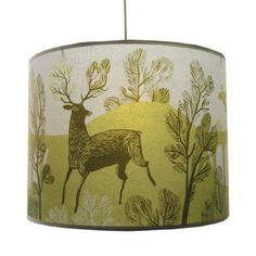 lampshade from lush designs, (via 'field and sea' blog)
