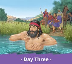 Learn more about the daily lessons of Splash Canyon VBS at Concordia Supply!