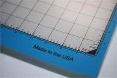 Silver Bullet Professional electronic die cutting machine mats.
