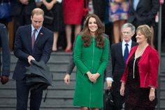 Kate Middleton - Royal Tour New Zealand - War Memorial