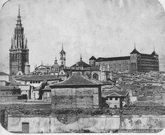 Tres Culturas: La Desaparecida Torre de la Catedral de Toledo y s...
