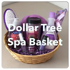 Baby Shower Prizes Ideas Dollar Tree Gift Baskets Ideas For 2019 Homemade Gift Baskets, Diy Gift Baskets, Raffle Baskets, Homemade Gifts, Gift Basket Ideas, Gift Basket For Teacher, Valentine Gift Baskets, Dollar Tree Gifts, Spa Basket