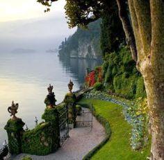 VILLA DEL BALBIANELLO, Lenno (Como). Uno dei 10 Parchi Più Belli d'Italia nel 2006!