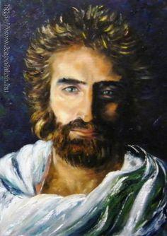 Akiane Kramarik Painting of Jesus - : Yahoo Image Search Results