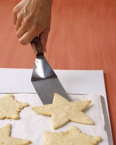 """See the """"Line Cookie Sheets for Easy Cleanup"""" in our  gallery"""
