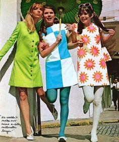 Teen magazine, (x) 60s Mod Fashion, Teen Fashion, Love Fashion, Vintage Fashion, Swag Fashion, Funky Fashion, Patti Hansen, Lauren Hutton, Wardrobe Makeover