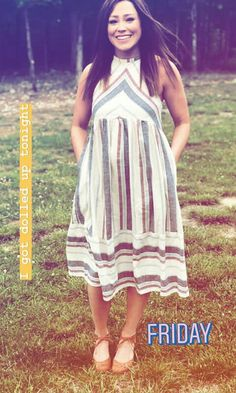 Star Fashion, Fashion Outfits, Kari Jobe, Style Star, Summer Dresses, Casual, Clothes, Style, Outfits