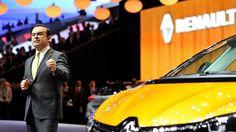 Fransız bakandan 2 milyon TL'lik maaşa itiraz - Fransa Ekonomi Bakanı, Renault Başkanı Carlos Ghosn'a bir yılda ödenen 7,25 milyon euro (Yaklaşık 24 milyon lira) maaşa karşı çıkacaklarını açıkladı.
