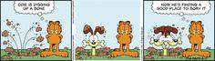 Garfield Comic Strip, August 17, 2016     on GoComics.com