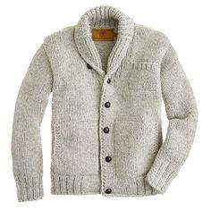 Canadian Sweater Company™ Cowichan cardigan