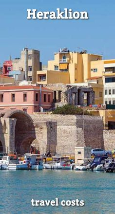 Travel costs for Heraklion