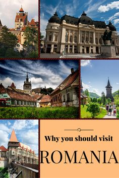 Why should you visit Romania? Here are some reasons that will make you pack your bags immediately!