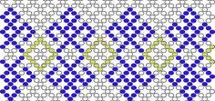Игра цветом | biser.info - всё о бисере и бисерном творчестве