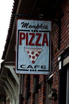Memphis Pizza Cafe - FANTASTIC!