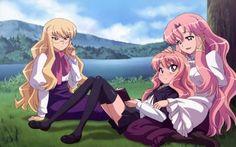 Anime - Zero No Tsukaima Wallpapers and Backgrounds ID : 128846