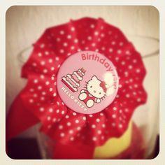 @Sarah Snarski Happy Birthday soon!! <3
