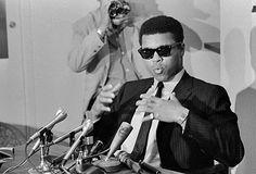 Muhammed Ali. Via thetieguy