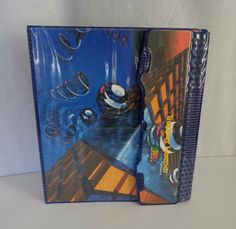 NEW Vintage MEAD TRAPPER KEEPER Designer Series 3-Ringer Binder Folders Notepad #Mead Notebook Binder, Trapper Keeper, Things To Think About, Boy Or Girl, Auction, Memories, Ebay, Ring, Binder