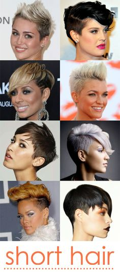 Short Hair Inspiration: Undercut [cable car couture image consulting] An undercut is defined by longer layers on top and a shorter buzz on the sides and back. It's got an edginess that can't be denied. I seriously want to do this to my hair! Short Hair Undercut, Undercut Hairstyles, Diy Hairstyles, Short Hair Cuts, Short Hair Styles, Undercut Women, Sassy Hair, Great Hair, About Hair