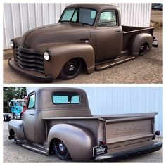 Hot Wheels - All the heat is coming out for and is bringing it with this early Chevrolet truck, what do you think… Vintage Pickup Trucks, Classic Pickup Trucks, Chevy Pickup Trucks, Gm Trucks, Chevy Pickups, Chevrolet Trucks, Chevy 3100, Lifted Chevy, Chevy 4x4